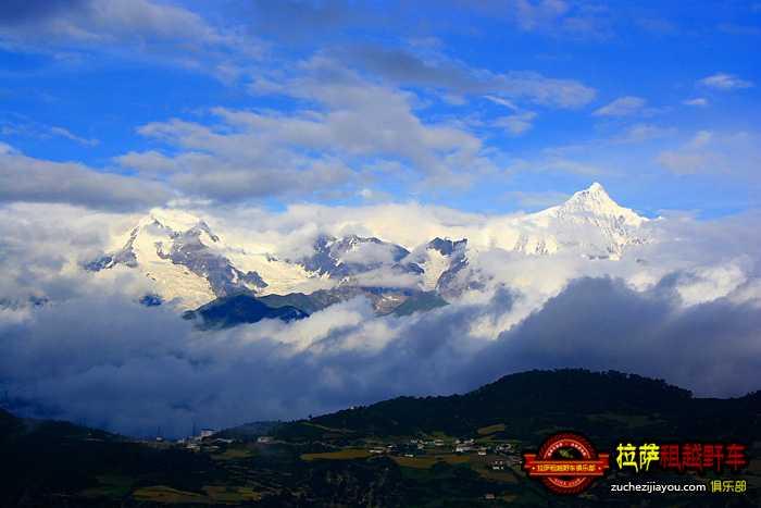 川藏线包车旅游探险令人回味无穷