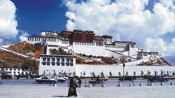 西藏旅游告诉你怎样轻松网购布达拉宫门票