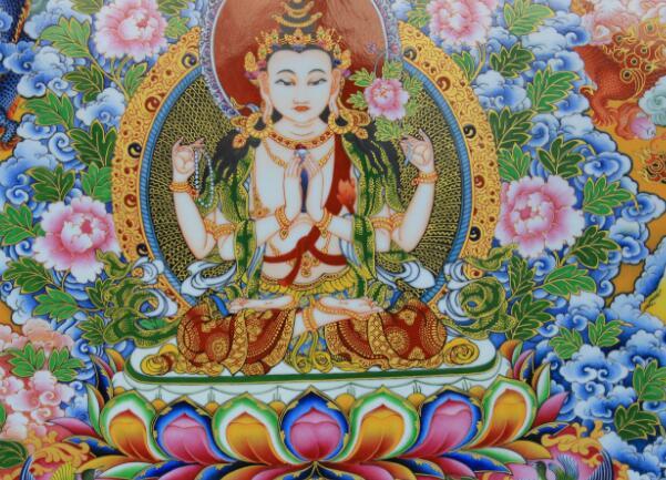 唐卡——西藏包车旅游品读高原文化