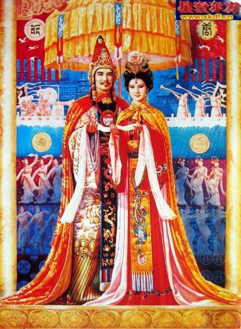 松赞干布与文成公主——西藏包车旅游品读高原文明的缔造者