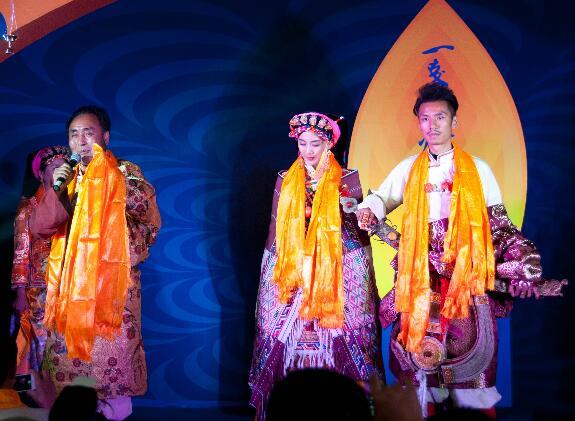 藏族婚礼——西藏租车旅游感受藏族